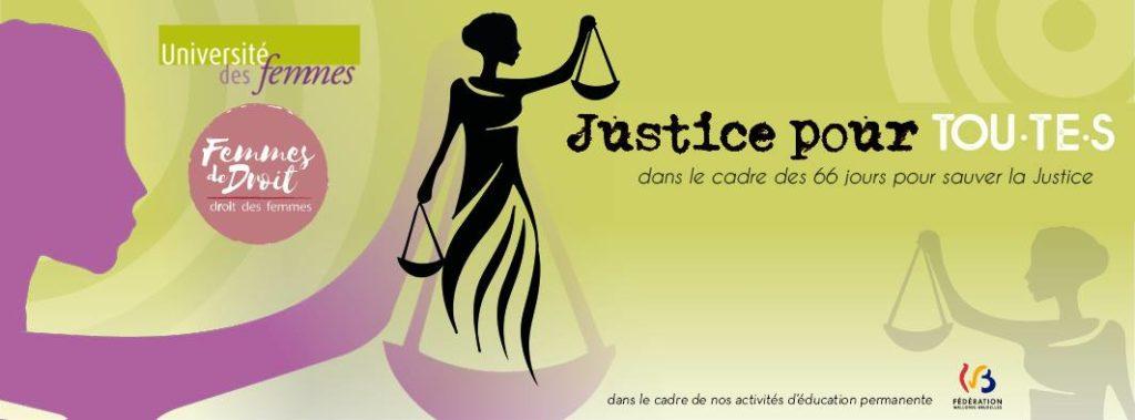 Justice pour tou-te-s