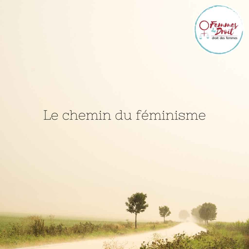 Le chemin du féminisme